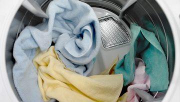 Užitečné rady pro jednoduché praní a sušení